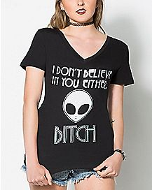 I Dont Believe in You Either T shirt