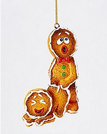 Cookie Nookie Gingerbread Ornament