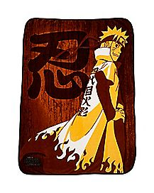 Naruto Fleece Blanket