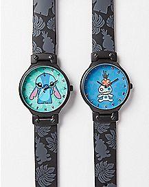 Lilo & Stitch Scrump Watch 2 Pack