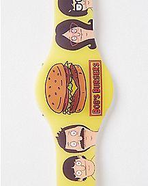 Bob's Burgers LED Watch