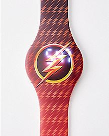 Flash Bolt LED Watch - DC Comics