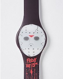 Jason Friday The 13th LED Watch