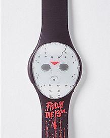 Jason Friday The 13th LED Watch