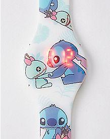 Lilo & Stitch Scrump LED Watch
