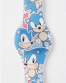 Sonic the Hedgehog LED Watch