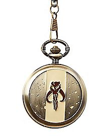 Mandalore Star Wars Pocket Watch