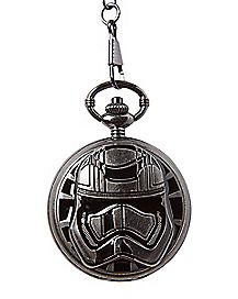 Captain Phasma Star Wars Pocket Watch