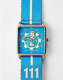 Fallout Seatbelt Watch