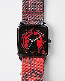 Star Wars Seatbelt Watch