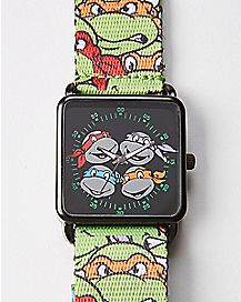 TMNT Seatbelt Watch