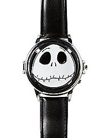 Jack Skellington The Nightmare Before Christmas Spinner Watch