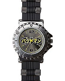 DC Comics Batman Kanji Bulletband Watch