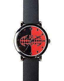 DC Comics Harley Quinn & Batman Watch