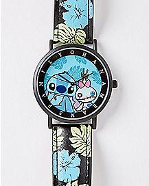 Stitch & Scrump Watch