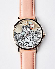 Ariel The Little Mermaid Watch