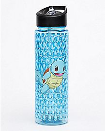 Squirtle Pokemon Water Bottle - 26 oz