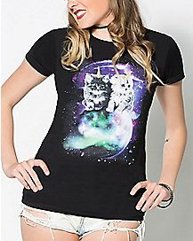 Unicorn Kitty T Shirt