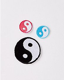 Yin Yang Patch Set