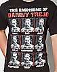 Emotions of Danny Trejo T Shirt