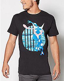 Greninja Pokemon T Shirt