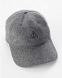 Deathly Hallows Harry Potter Dad Hat