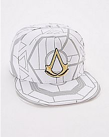 Assassins Creed Live by the Creed Snapback