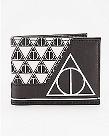 Harry Potter Deathly Hallow Bifold Wallet