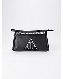 Dealthy Hallows Harry Potter Cosmetic Bag
