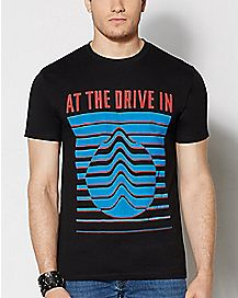 At The Drive In T Shirt