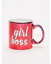 Girl Boss Luster Mug - 20 oz.