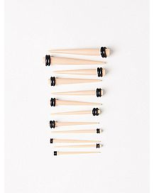 Nude Taper Set - 6 Pack