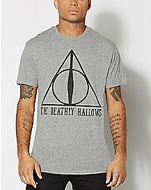 The Deathly Hallows Harry Potter T Shirt