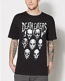 Death Eaters Harry Potter T Shirt