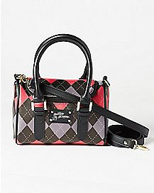Daddy's Lil Monster Harley Quinn Handbag