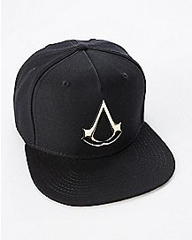 Assassins Creed Live By The Creed Snapback Hat