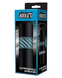 Extendable Twist Stroker - Arouz'd