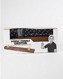 Double Trouble Shotski Board