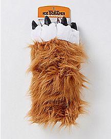 Wolf Claw Ice Scraper Glove