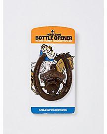 Horseshoe Bottle Opener