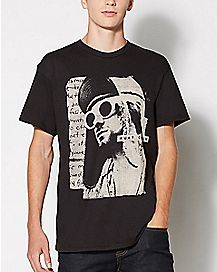 Trapper Kurt Cobain T Shirt