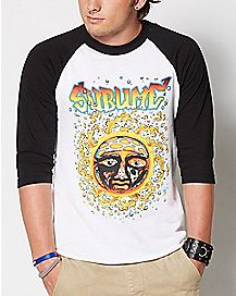Sublime Raglan T Shirt