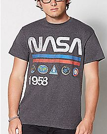 Logo NASA T Shirt