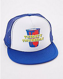 Thirsty Thursday Trucker Hat