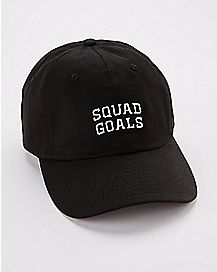 Squad Goals Dad Hat
