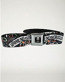 Bring Me The Horizon Seatbelt Belt