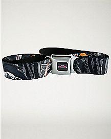 Character Bleach Seatbelt Belt