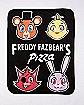 Fleece Blanket - Five Nights at Freddy's