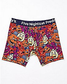 Boxer Briefs - Five Nights at Freddy's Boxer Briefs