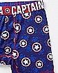 Captain America Boxer Briefs - Marvel Comics